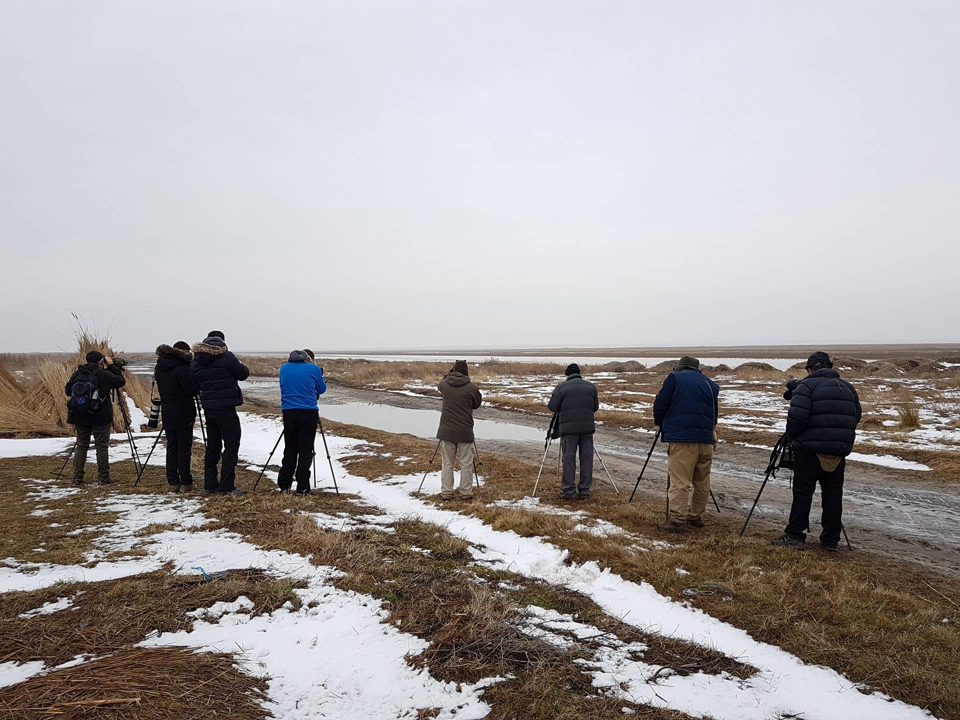 Field survey_Coastal Dobrudja2018